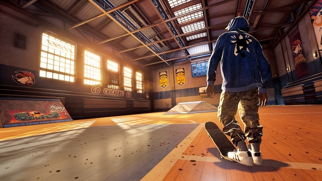 Cause This is What it's Like When Eras Collide - Tony Hawk is Back