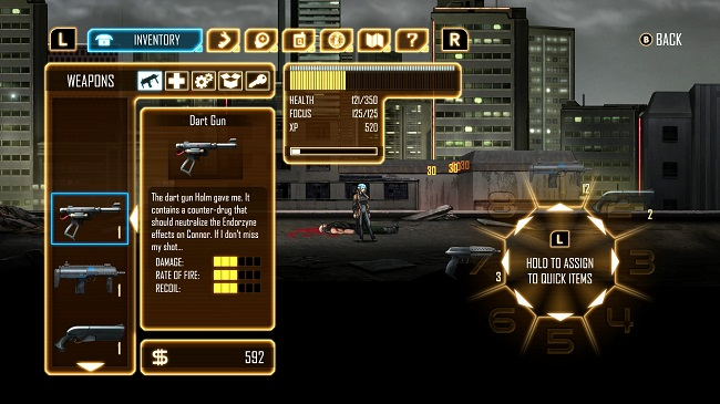 2D Cyberpunk Title Dex Coming Soon to Switch