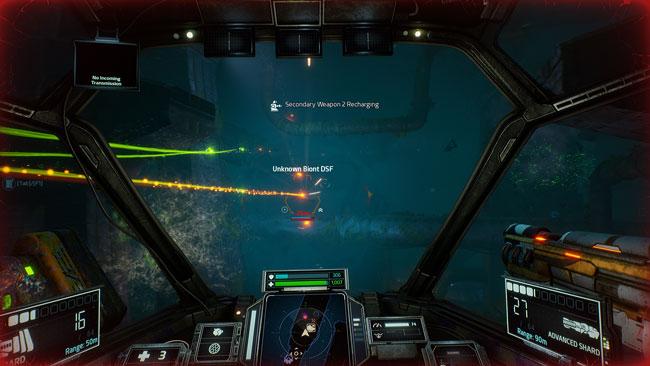 AquaNox: Deep Descent – Fin Commander