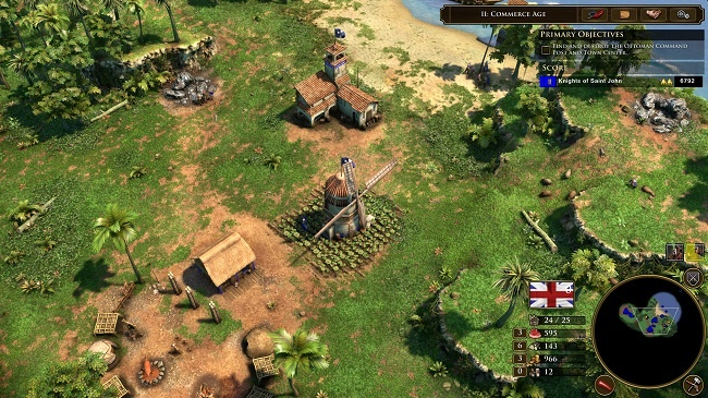 Age of Empires 3: Definitive Edition - War Is Not The Only Path