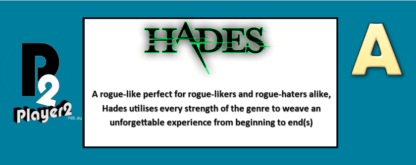 Hades - Unrivalled Rogue-Like