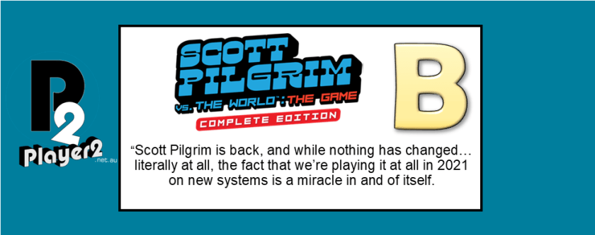 Scott Pilgrim Vs The World: The Game - Complete Edition Review - Just As You Remember It