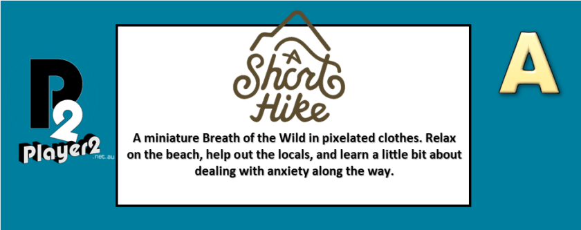 Indie Spotlight - A Short Hike