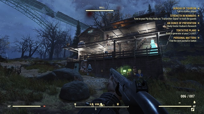 As Time Goes By - Fallout 76