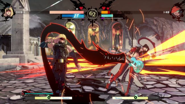 Guilty Gear Strive - Knocking Out The Competitors
