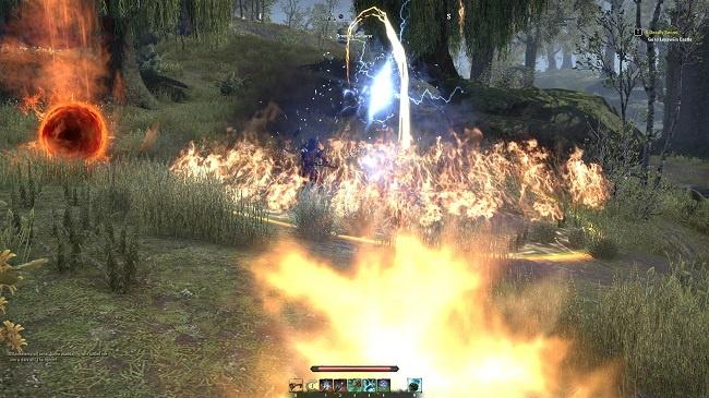 Elder Scrolls Online: Blackwood - On the Road to Oblivion