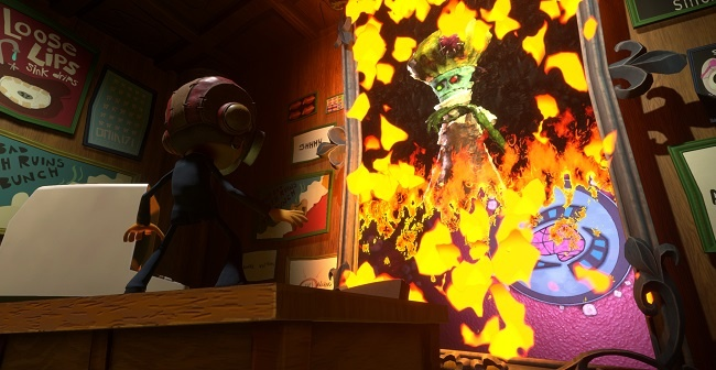 Psychonauts 2: Hands-on Preview
