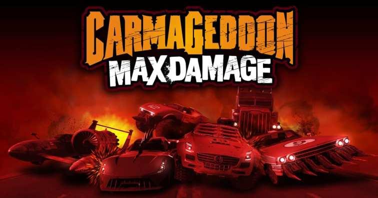 Review: Carmageddon: Max Damage - PS4