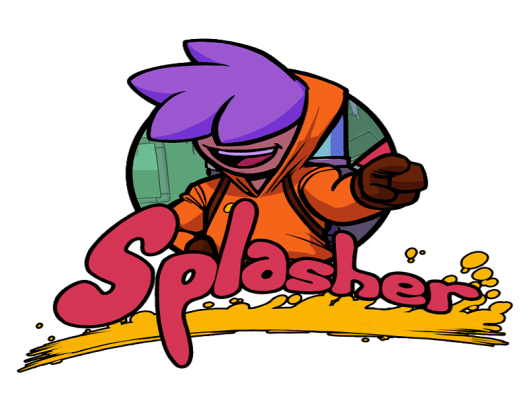 Interview: Calling All Super Meat Boy Fans - Splasher Is Your New Vice
