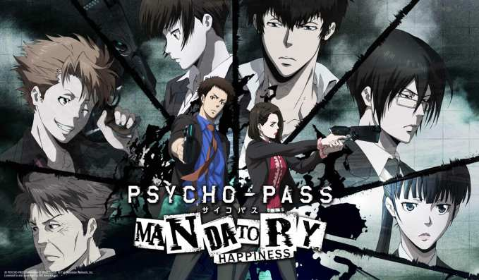 Review: PSYCHO-PASS: Mandatory Happiness - PS4, PS Vita