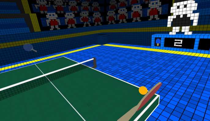 Review: VR Ping Pong - PS4/PSVR
