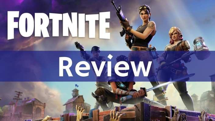 Review: Fortnite (Early Access) - PS4