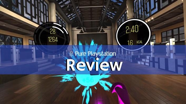 Review: BOXVR - PS4/PSVR
