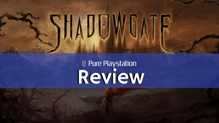 Review: Shadowgate - PS4