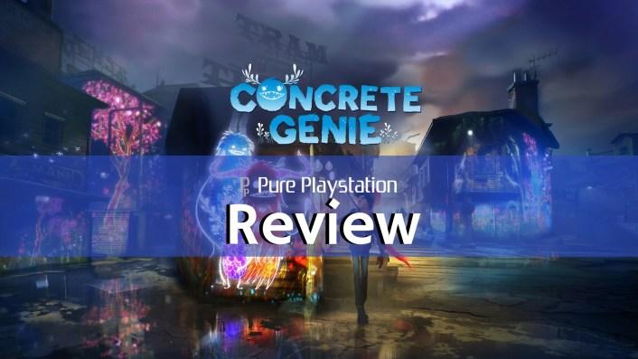 Review: Concrete Genie - PS4/PSVR