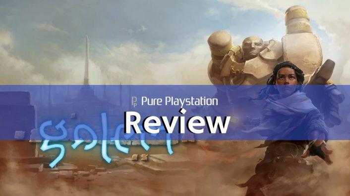 Review: Golem - PS4/PSVR