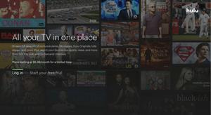 watch Hulu on Nintendo Switch