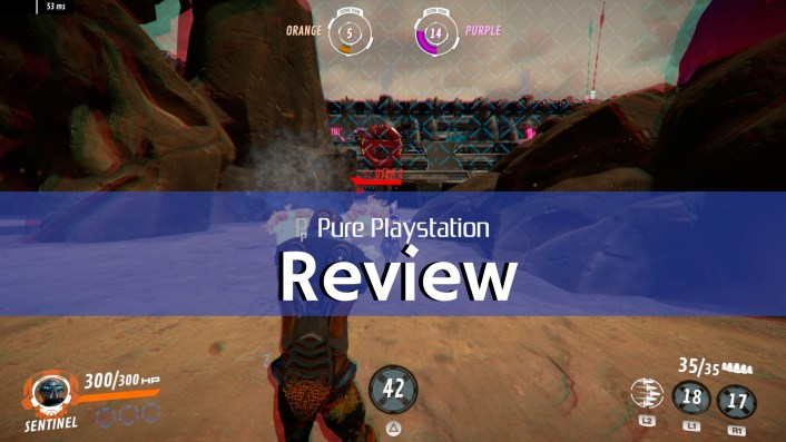 Review: Holfraine - PS4