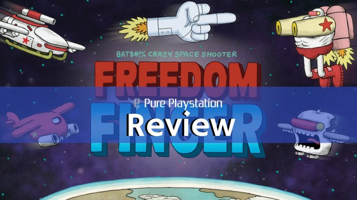 Review: Freedom Finger - PS4