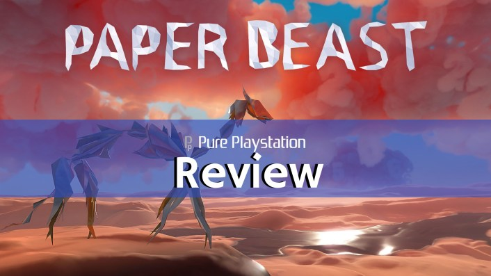 Review: Paper Beast - PS4/PSVR