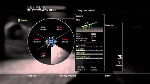 buy menu