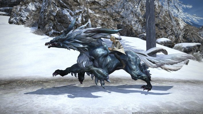 FF14 Mounts: A Complete Guide To ALL Final Fantasy Mounts In 2020