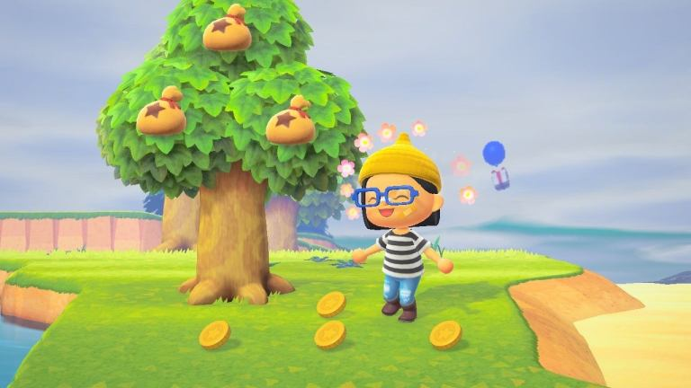 How to become a millionaire in animal crossing