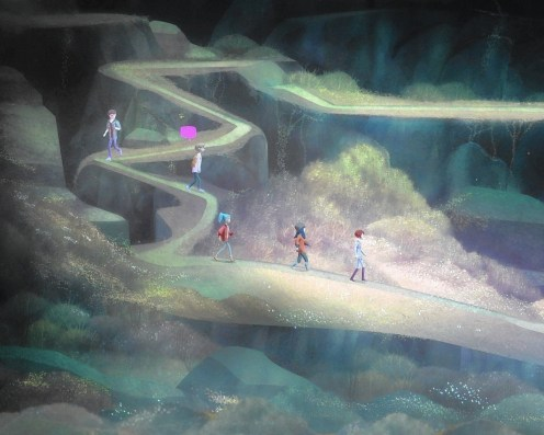 Oxenfree Walkthrough - Tips, Anomalies, Endings & Letters Covered!