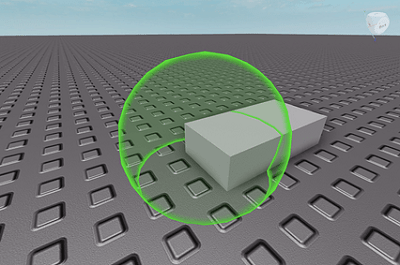 Roblox use forcefield material