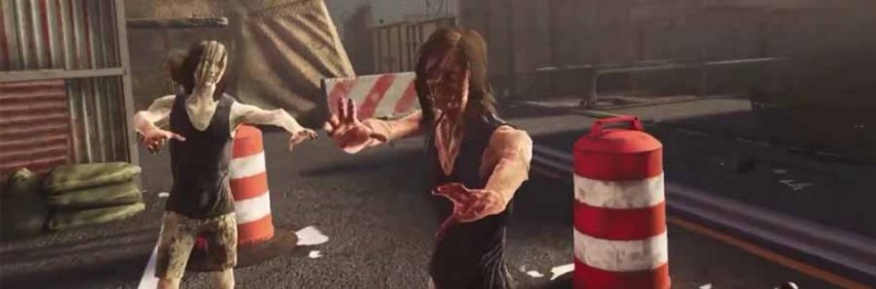 Is The Walking Dead Onslaught Coming To PS4 and Xbox One