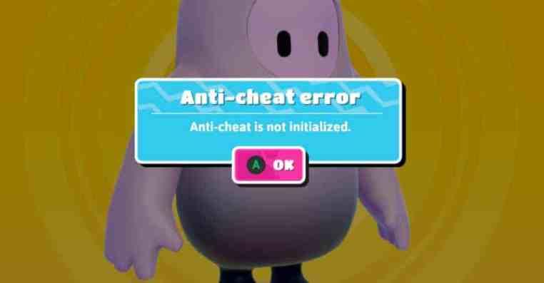 Fall Guys: How to Fix Anti-Cheat Error