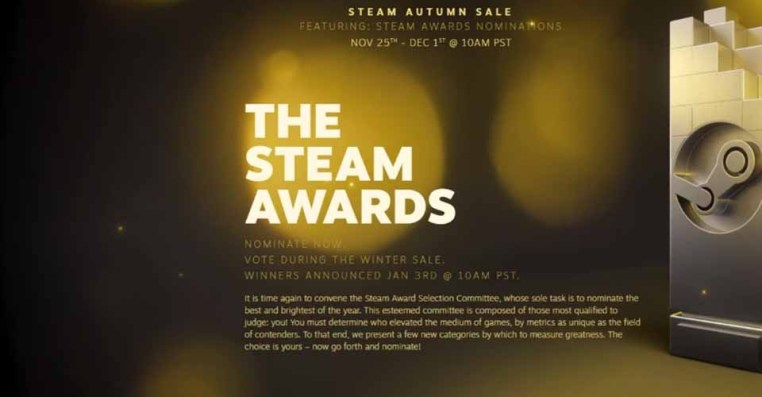How to Get Steam Awards Nomination Committee 2020 Badge
