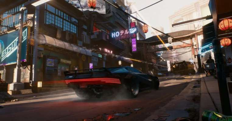 Cyberpunk 2077: How to Fix Blurred Textures (5 Easy Steps)