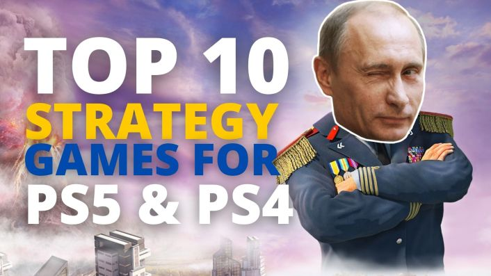 Feature: Best Strategy Games on PS5 and PS4