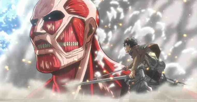 Attack on Titans: The Types of Titans