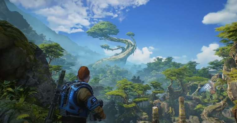 Gears 5 Hivebusters: Chapter 6 All Ability Upgrades Locations
