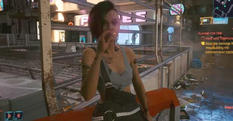 Cyberpunk 2077: How to Get a Joytoy in Your Apartment