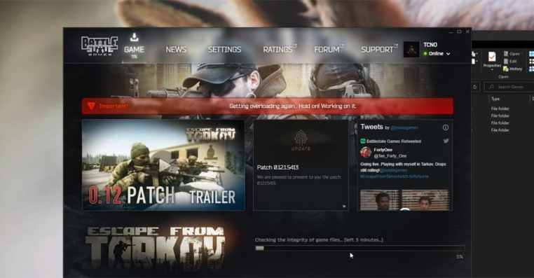 How to Move Escape From Tarkov to Another Folder, Drive & PC