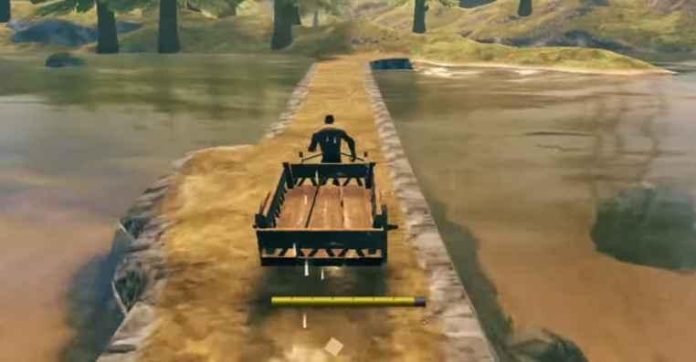 Valheim: How to Make Land Bridge