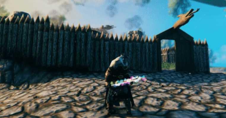 Valheim: Cheat Sword Craft & Stats