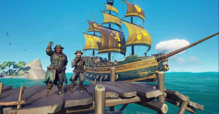 Sea of Thieves: Can You Switch PVP Off