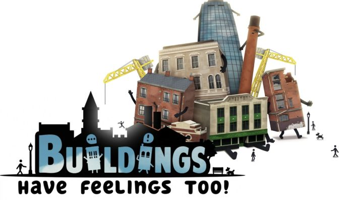 Review: Buildings Have Feelings Too! - PS5, PS4