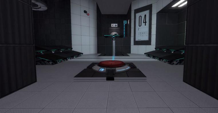 Portal Reloaded: Chamber 4 | Walkthrough Guide