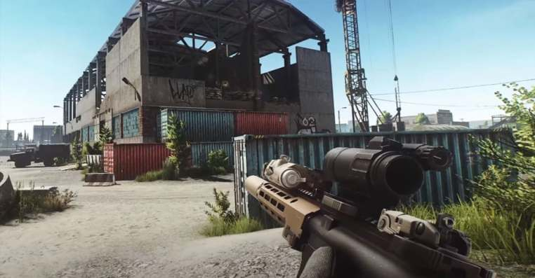 Escape from Tarkov: Leveling your Strength Skill