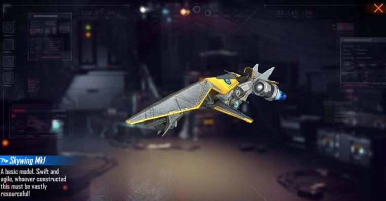 How to Get Skywing Mk1 in Free Fire for Free