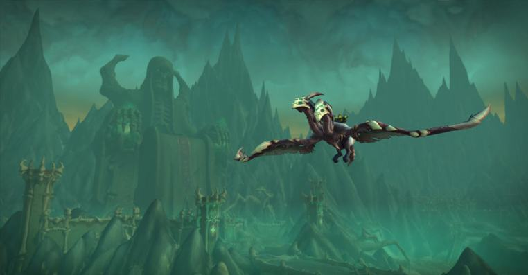 WoW Shadowlands: How to Unlock Fly Mounts