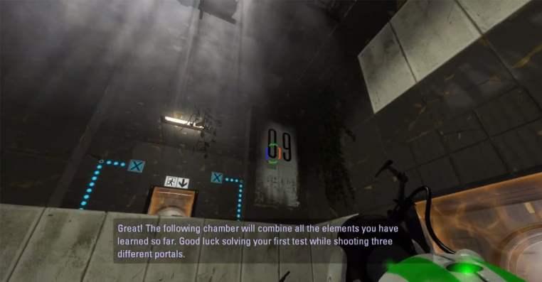 Portal Reloaded: Chamber 9 | Walkthrough Guide