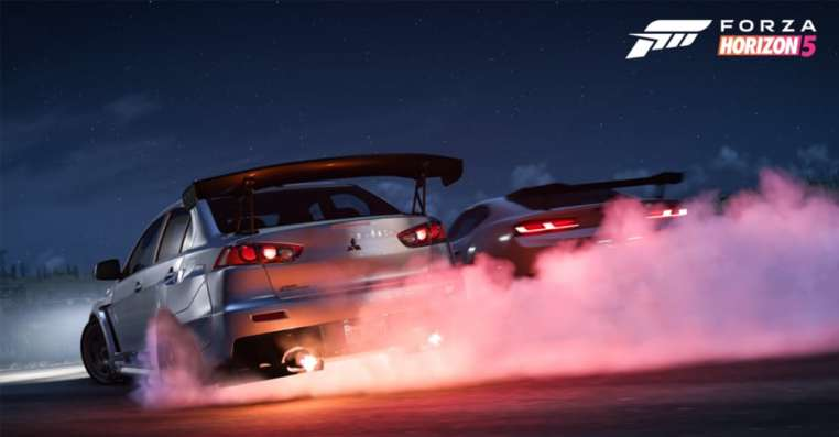 Forza Horizon 5 Will Have Car Sounds Improved