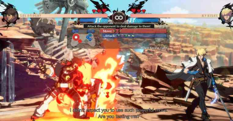 Guilty Gear Strive: How To Throw
