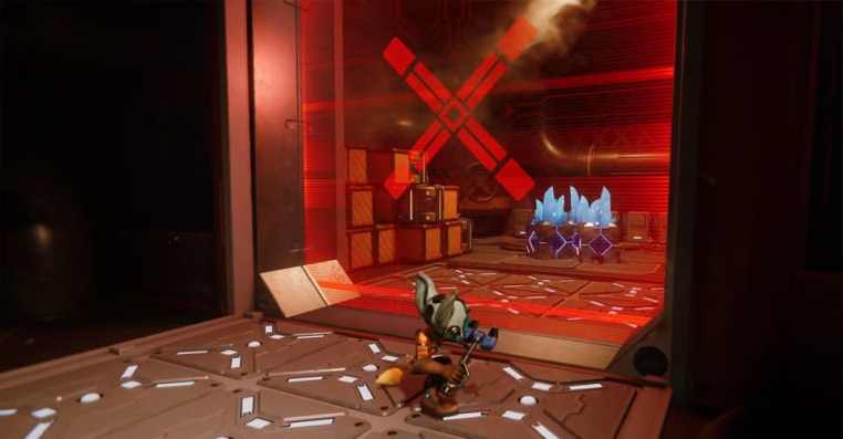 Ratchet & Clank: How to Get Through Force Field in Nefarious City